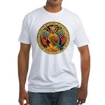 Celtic Phoenix Fitted T-Shirt