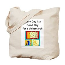 Volksmarch Tote Bag