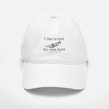 Toot Trumpet Baseball Baseball Cap