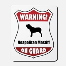 Neo On Guard Mousepad