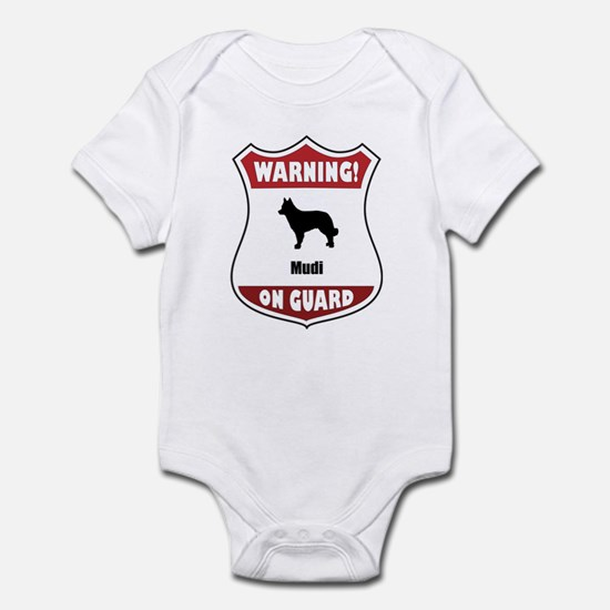 Mudi On Guard Infant Bodysuit