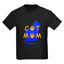 Cat Mom T