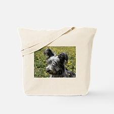 Skye Terrier In Buttercups Tote Bag