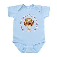 A Balanced Diet... Infant Bodysuit
