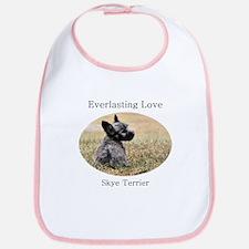 Skye Terrier Puppy - Everlast Bib
