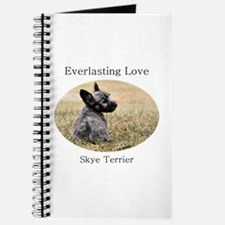 Skye Terrier Puppy - Everlast Journal