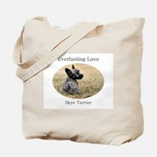 Skye Terrier Puppy - Everlast Tote Bag