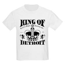 """KING OF DETROIT"" T-Shirt"