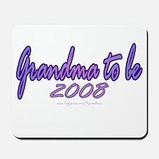 2008 Grandma Mousepad