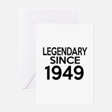 Legendary Since 1949 Greeting Cards (Pk of 20)