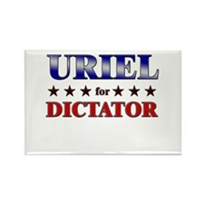 URIEL for dictator Rectangle Magnet