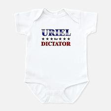 URIEL for dictator Infant Bodysuit