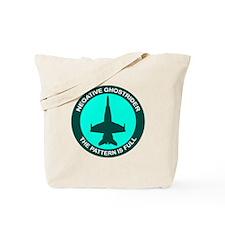 Negative Ghostrider The Patte Tote Bag