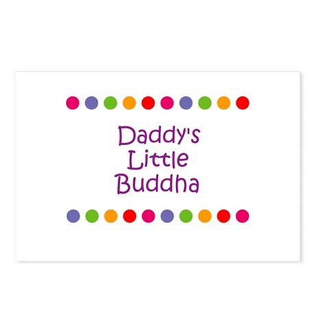 Daddy's Little Buddha Postcards (Package of 8)