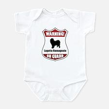 Lagotto On Guard Infant Bodysuit