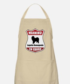 Lagotto On Guard BBQ Apron