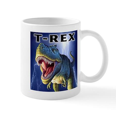T-Rex 3 Mug