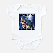 T-Rex 3 Infant Bodysuit