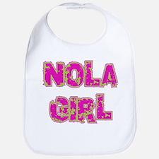NOLA Girl Bib