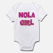 NOLA Girl Infant Bodysuit