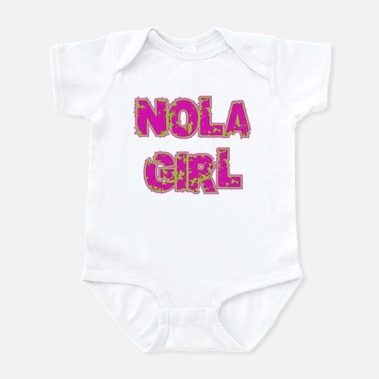NOLA Girl Infant Bodysuit