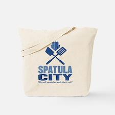 spatula city Tote Bag
