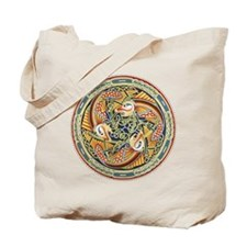 Celtic Fish Tote Bag