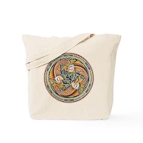 Celtic Fish Tote Bag