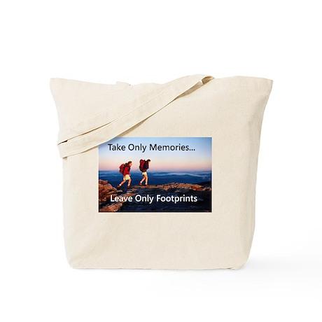 Take Only Memories Tote Bag
