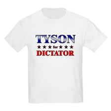 TYSON for dictator T-Shirt