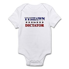 TYSHAWN for dictator Onesie