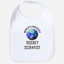 World's Greatest ROCKET SCIENTIST Bib
