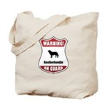 Kookier On Guard Tote Bag