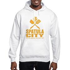 spatula city Hoodie