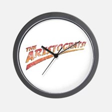the aristocrats! Wall Clock