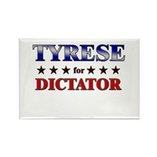 TYRESE for dictator Rectangle Magnet
