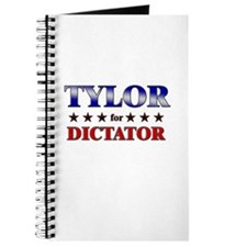 TYLOR for dictator Journal