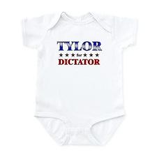 TYLOR for dictator Onesie