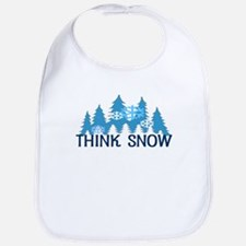 Think Snow Bib