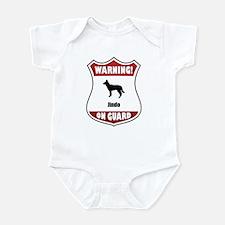 Jindo On Guard Infant Bodysuit