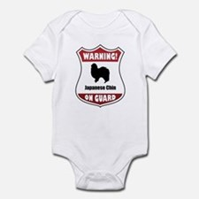 Chin On Guard Infant Bodysuit