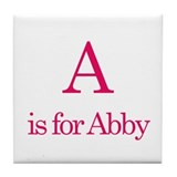Abby Drink Coasters