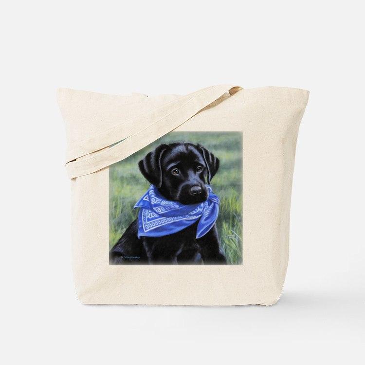 Yuppy Puppy Tote Bag
