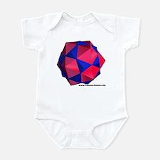 Dodeca-Icosa Infant Bodysuit