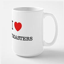 I Love TOASTMASTERS Mugs