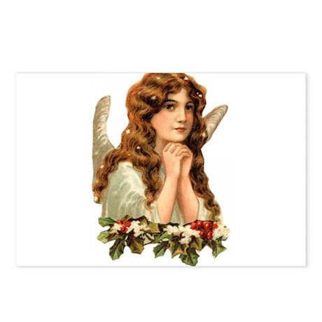 Victorian Angel Postcards (Package of 8)