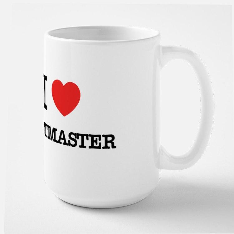 I Love TOASTMASTER Mugs