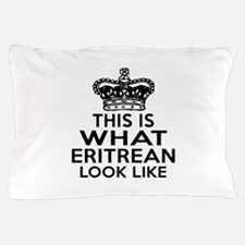 Eritrean Look Like Designs Pillow Case
