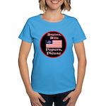 Papiere Bitte-1c Women's Dark T-Shirt
