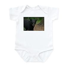 black bears Infant Bodysuit